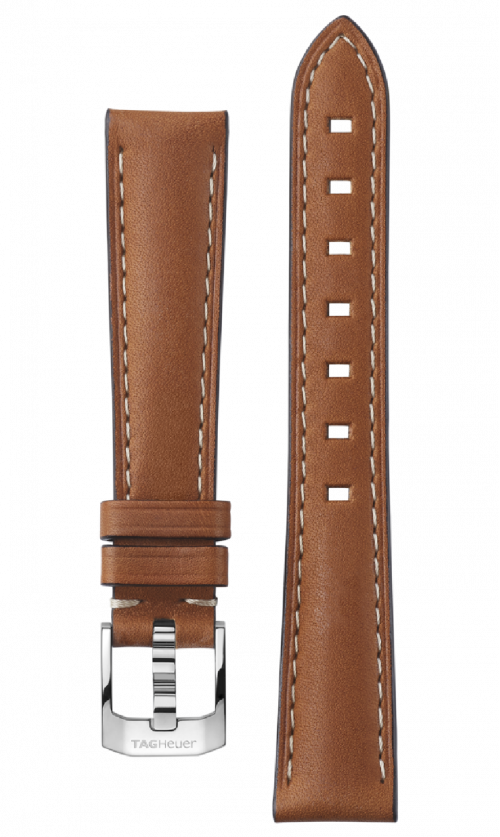 TAG HEUER FORMULA 1 BROWN LEATHER BAND